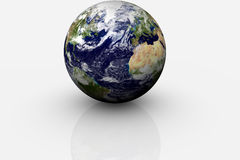 globe de la terre Photos stock