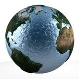globe de la terre Image stock