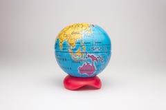 Globe de la terre de planète Images libres de droits
