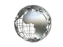 Globe de Metall Image stock