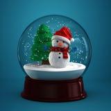 Globe de neige Photo stock