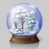 Globe de neige Images stock