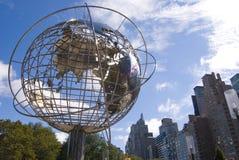 Globe de New York Image libre de droits