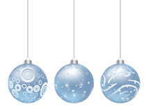 globe de Noël illustration stock