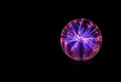 Globe de plasma Images libres de droits