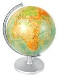 Globe de vieille école Image stock
