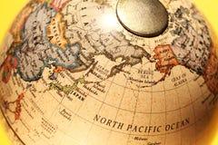 Globe de vintage image stock