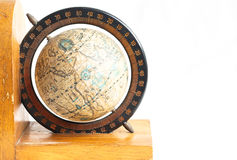 Globe de vintage Photo libre de droits