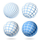 Globe. Design elements. Stock Photo