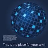 Globe Design Vector Stock Image