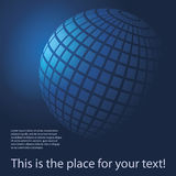 Globe Design Vector Stock Images
