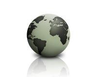 Globe du monde Images stock