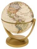 Globe du monde Photo stock