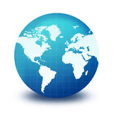 Globe du monde Photos libres de droits