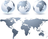 Globe Earth Stock Photos
