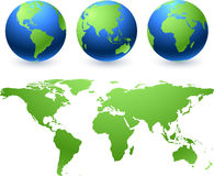 Globe Earth Royalty Free Stock Photography