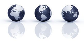 Globe Earth Royalty Free Stock Image