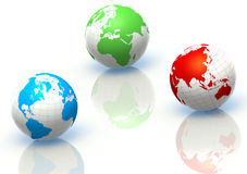 Globe Earth Royalty Free Stock Photo