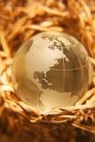 Globe en cristal #11 Images stock