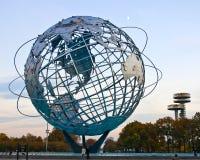 Globe en stationnement de corona des reines Photographie stock libre de droits