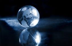 Globe, environmental responsibility Royalty Free Stock Image