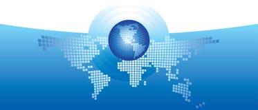 Globe et monde Photo libre de droits