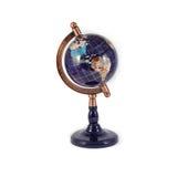 Globe géographique Photographie stock