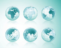 Globe_Global Royalty Free Stock Photo