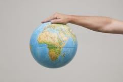 The globe Royalty Free Stock Image