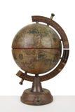 Globe historique Photographie stock libre de droits