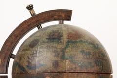 Globe historique Photo libre de droits