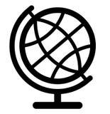 Globe icon Royalty Free Stock Photos