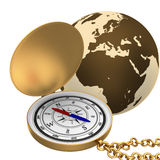Globe Icon: Navigation Stock Images