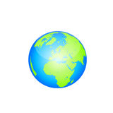 Globe Illustration de vecteur Photos stock