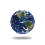 Globe illustration Stock Photos