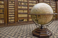 Free Globe In A Library Stock Photography - 6345912