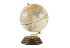 Globe Isolated Stock Photo