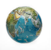 Globe isolated Stock Images