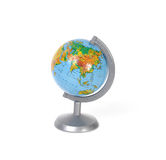 Globe isolated on a white Royalty Free Stock Photography