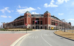 Globe Life Park in Arlington Royalty Free Stock Images