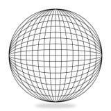 Globe lines,circles Stock Photos