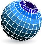 Globe logo Stock Images