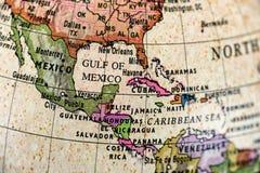 Globe North America Stock Photos