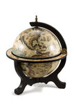 Globe of old world America Royalty Free Stock Photo