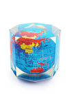 Globe Paperweight Stock Photos