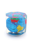 Globe Paperweight Royalty Free Stock Images