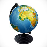 Globe of planet Earth Royalty Free Stock Images