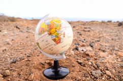 Globe Planet Earth Royalty Free Stock Photography