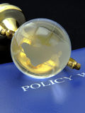 Globe & Policy Stock Photos
