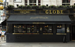 Globe pub in London Royalty Free Stock Photos